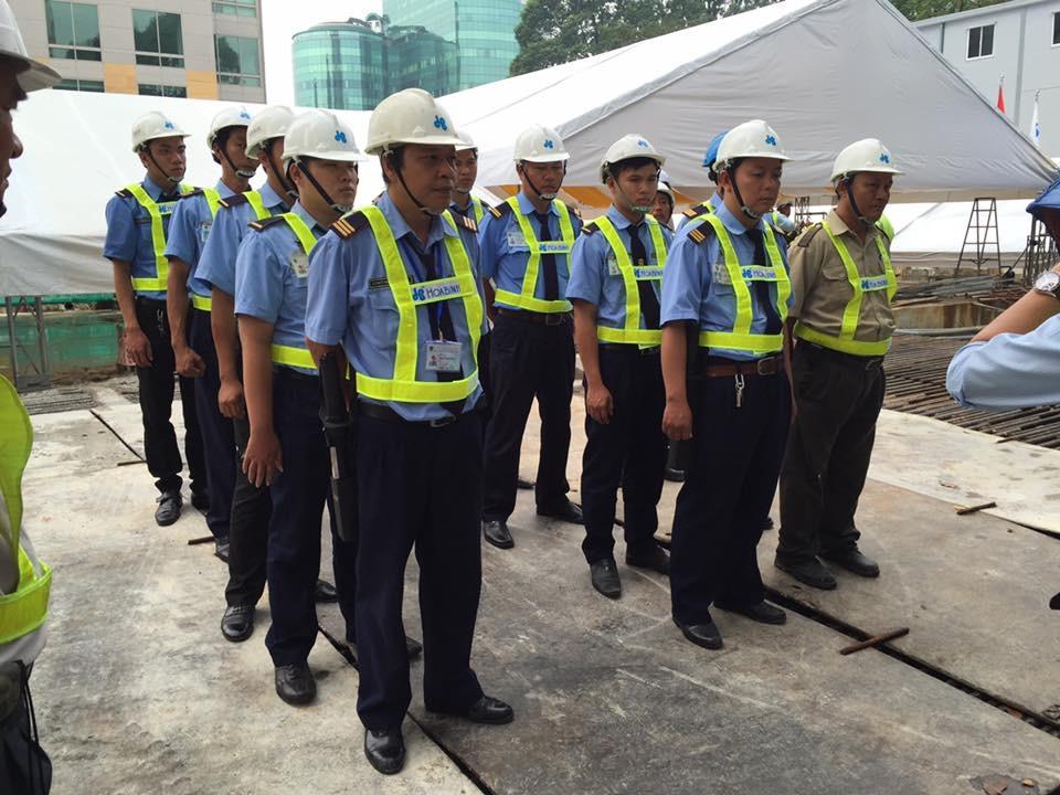 Hoàn Cầu tổ chức tập huấn an toàn lao động